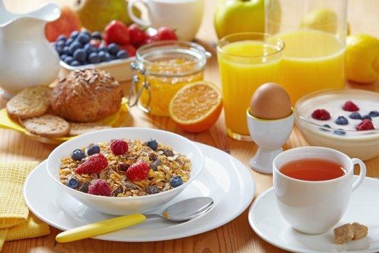 colazione nella dieta