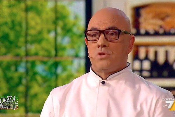crozza chef vegano imita simone salvini