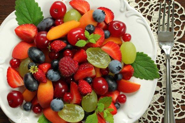 troppa frutta fa ingrassare?
